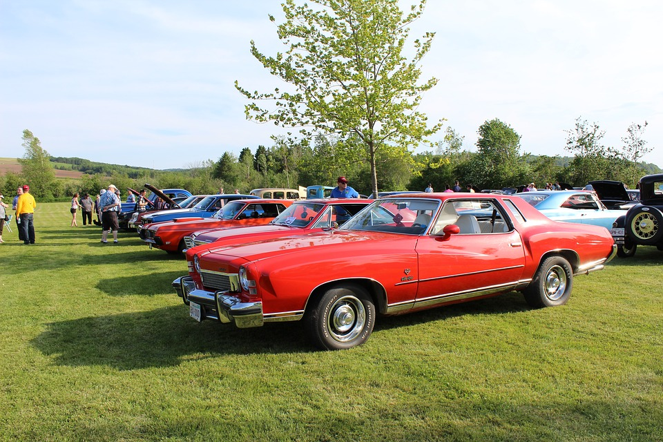 Summer Car Show Season In Connecticut Full Listing Of Events - Classic car events